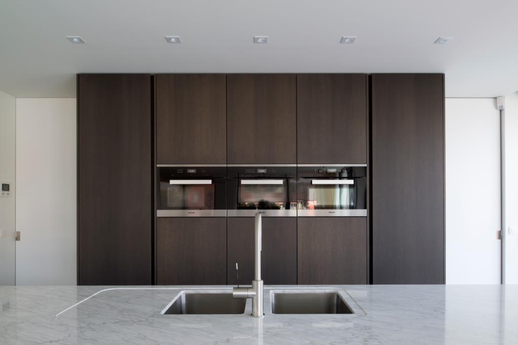 Keuken d interieur verkest for Donker interieur