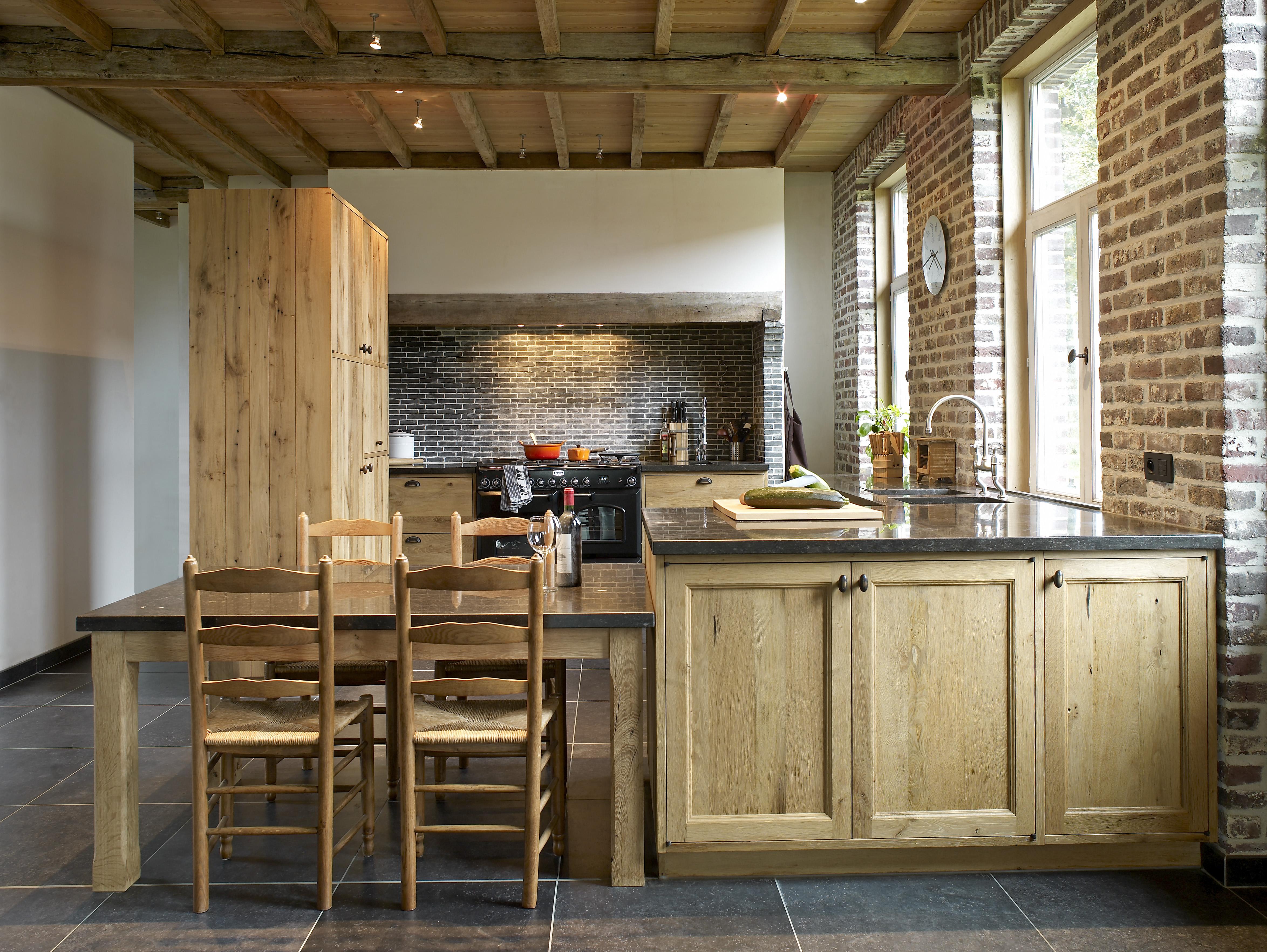 Landelijk interieur verkest for Interieur landelijke stijl